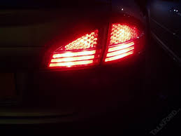 Remove Rear Light Cluster Ford Mondeo I Am Also Looking For An Electrical Guru Electrical Mk4