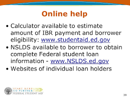 Ffel And Direct Loan Repayment Plans U S Department Of Education
