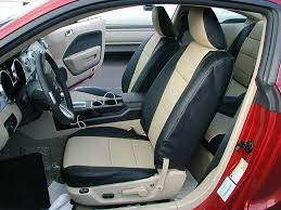 custom fit seat covers ford mustang
