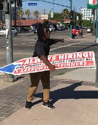 sign twirler do human billboards actually bring in customers marketplace