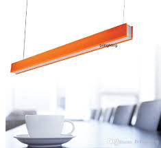 Office Linear Suspension Lighting Led Office Lamp Commercial Office