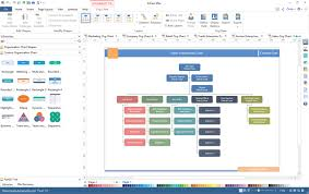 Online Hierarchy Chart Maker Free Best Org Chart Maker Org Chart Generator Online