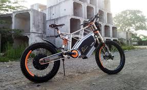 Custom E-BIKE by Le-Bui company from Lombok, Indonesia | Electric bike,  Bicycle drawing, Ebike