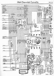 1966 chevrolet corvette wiring diagram wiring library