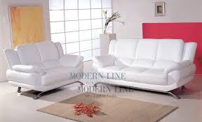 White Leather Living Room Set Sofa Set Clearance Hotornotlive