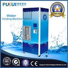 Coin Vending Machine For Water Classy China Hot Sale Coin Operated Water Vending Machine Photos Pictures