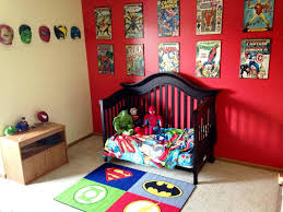 childrens superhero bedroom ideas