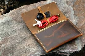 cord organizer leather cable management charger bag apple travel best box diy for desk cord organizer