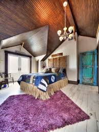 master bedroom interior design purple. Purple Rug: In This Spectacular Eclectic Master Bedroom, The Ceiling,  Fuschia, Bedroom Interior Design Purple