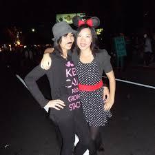 midorisourpatch beauty makeup skincare diy ideas lifestyle blog vlog diy last minute idea costume minnie mouse mickey mouse headband
