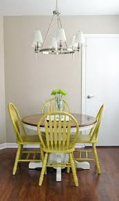 how do you spell dining room awesome use diy chalk paint to refinish an old oak