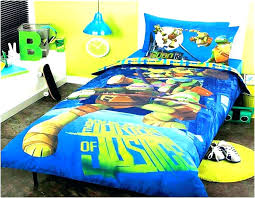 Ninja Turtle Toddler Bed Set Teenage Mutant Ninja Turtles Bedding ...