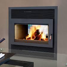 rsf focus see thru wood fireplace