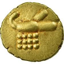 Cochin States Münze Gold India Princely 1795 1850
