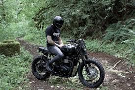 triumph bonneville t100 by droog moto bikebrewers com
