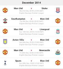 Buat live streaming dan jadwal hari senin (18 januari 2021) buka link disamping : Red Devils Indonesia On Twitter Jadwal Mu On December Great Schedule And Maybe Hard Schedule We Need More 3 Point And All Is 18 Point Fra Http T Co Xfdwvigwjc