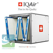 whole house air purifier.  House IQAir Perfect 16 3ton Whole House Air Purifier To