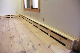 Heated Kitchen Floor 17 Best Ideas About Baseboard Heating On Pinterest Baseboard