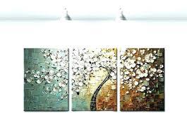 canvas wall art sets of 3 set of 3 canvas wall art 3 piece framed wall