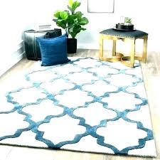 rugs 5 x 8 target area rug brown blue wayfair