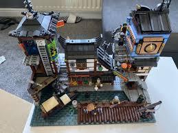 Lego ninjago city docks in B2 Birmingham für £ 150,00 zum Verkauf