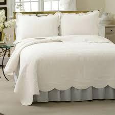 white bedding full french tile full queen quilt white black and white bedding full size