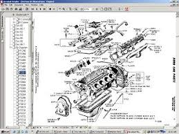 ford car master parts catalog 1973 79 ford 390 engine exploded view