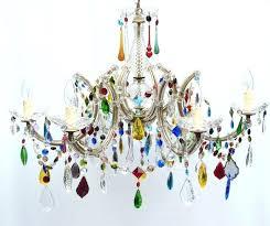 multi coloured chandelier multi coloured archives the vintage chandelier company multi coloured chandelier australia