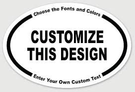 Most Popular Bumper Sticker Templates Pertaining To Template Avery