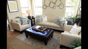 Living Room Staging Living Room Staging Ideas Youtube