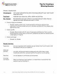 Student Nurse Resume Template Saneme