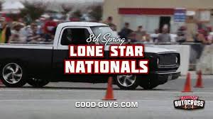 Goodguys 8th Spring Lone Star Nationals TV Commercial, 'Experience the Power' - Video