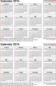 two year calender 34 excel 2014 calendar templates split year calendar 2014 2015