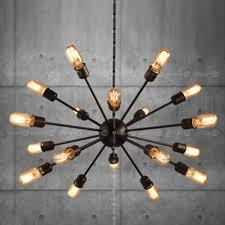 loft rotterdam industrial rock pendant lighting. Decor8 Modern Furniture Hong Kong - Lighting Masi Industrial Loft Satellite Ceiling Lamp, Rotterdam Rock Pendant S