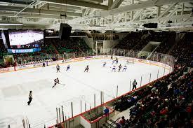 Yardmen Arena Set For Busy Weekend Belleville Senators