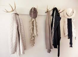 Antler Coat Racks 100 Best DIY Coat Hat Rack Ideas That Are Easy To Make 84