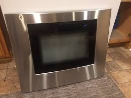 thermador c271zs oven door stainless