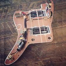 prewired jazzmaster joe barden jm two tone rothstein guitars prewired jazzmaster joe barden jm two tone