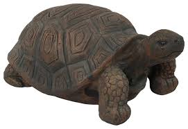 sunnydaze tanya the tortoise indoor outdoor lawn and garden statue 20 contemporary garden statues and yard art by serenity home and health decor