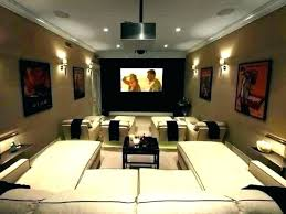 room decor home theater decorating ideas charming themed wall decorations idea