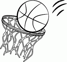 coloring pages of basketball. Exellent Basketball On Coloring Pages Of Basketball T