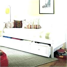 Ikea guest bed Kids Lovely Savva Queen Size Daybed Ikea Day Bed Frame With Drawers Savva