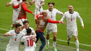England beat Germany to make it through to Euro 2021 quarter-finals