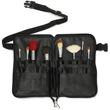makeup artist brush and tool belt promotion for promotional
