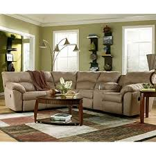 ashley furniture sectional couches. Ashley Amazon 617004849 Sectional Sofa With Left Arm Facing Reclining Loveseat And Right Console In Furniture Couches R