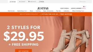 Justfab Size Chart Justfab Reviews 1 787 Reviews Of Justfab Com Sitejabber