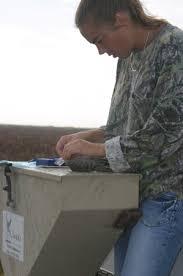 Autumn Smith-Herron, Ph.D.: Texas Invasive Species Institute