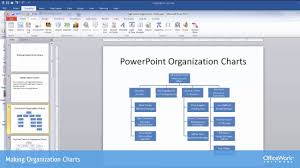 Making Org Charts Using Powerpoint Vs Orgchart Software