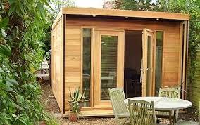 build a garden office. Garden Office Picmia Build A