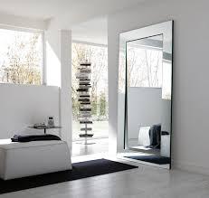 modern floor mirrors